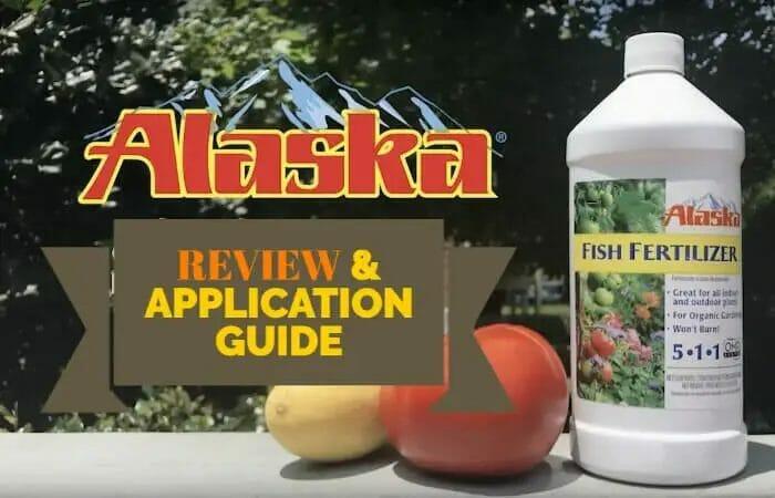 Alaska Fish Fertilizer 5-1-1 Review and Application Guide
